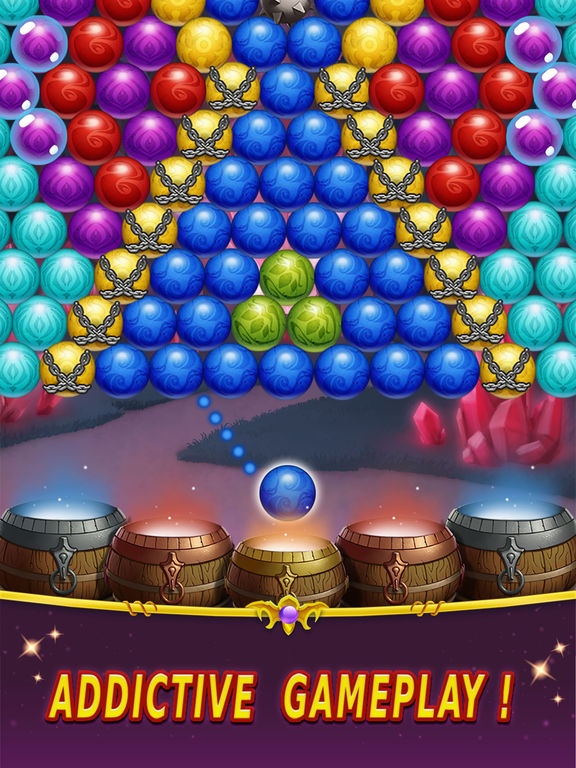 Bubble Shooter Magic screenshot 7