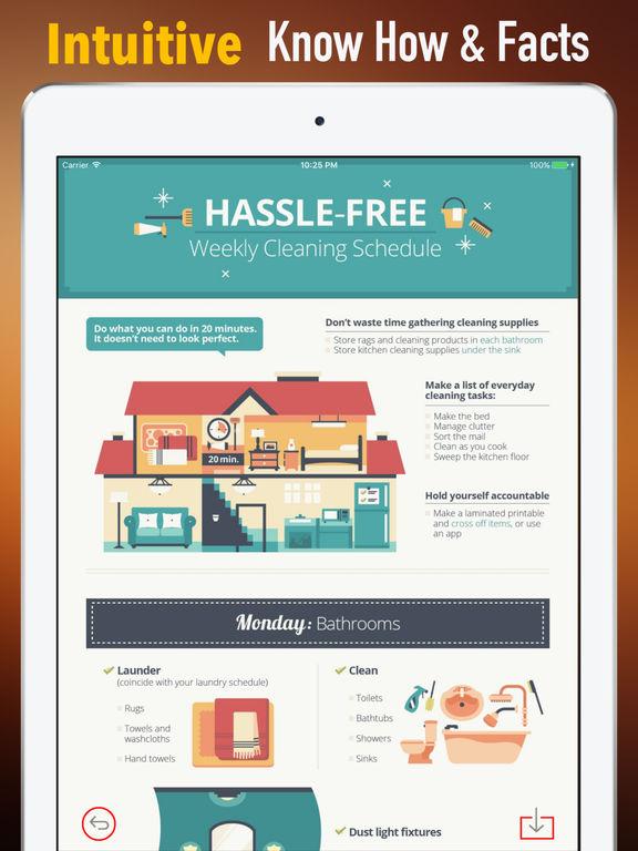 Home Tidying Up:DIY Organising Tips and Guide screenshot 5