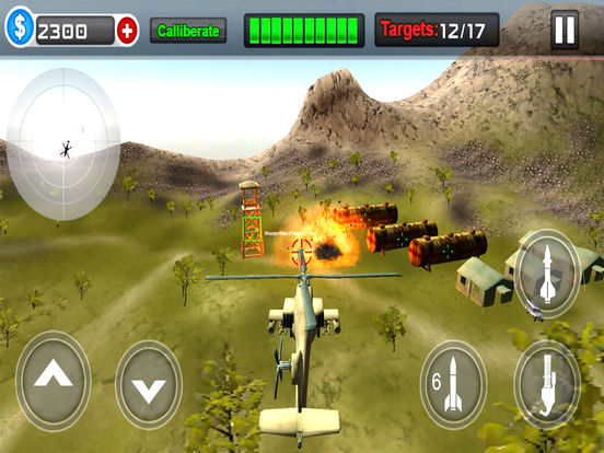 Modern Helicopter Warfare : Real Invasion 2016 screenshot 5