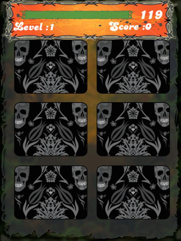 Halloween Match Game - Pairs Memory match game screenshot 6