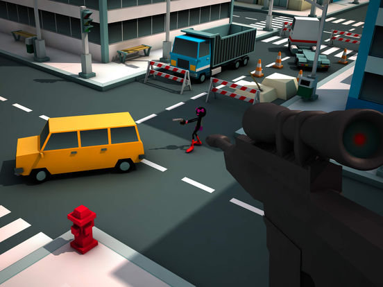 Underworld Stick Mafia screenshot 6