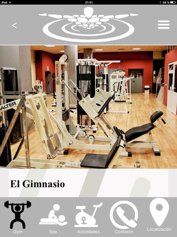 Gimnasio Spa Belles screenshot 7