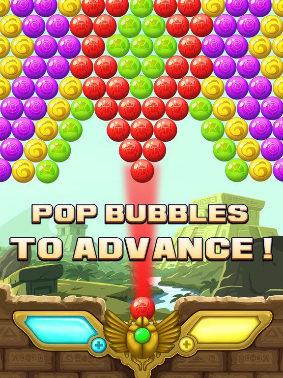 Bubble Shooter Raider screenshot 10