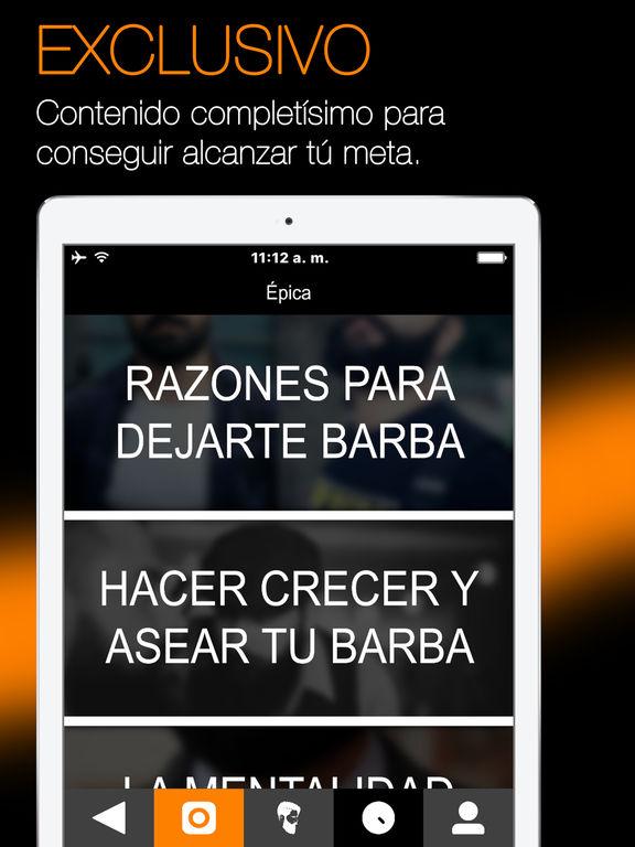 Barba Épica™ screenshot 8