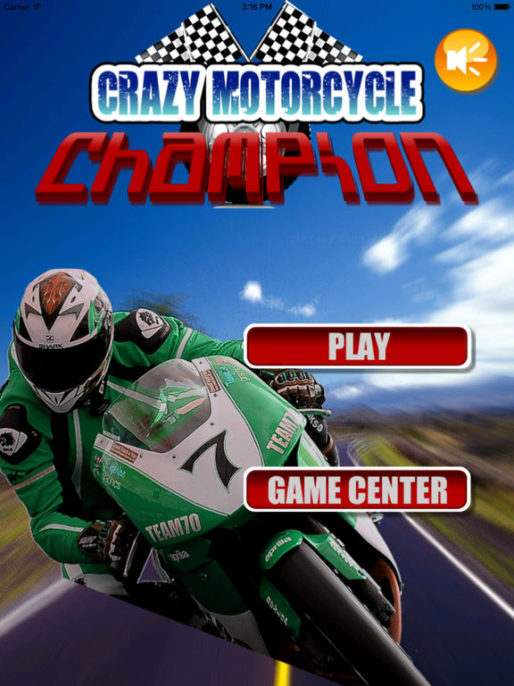 Crazy Motorcycle Champion Pro - Run and Win screenshot 6