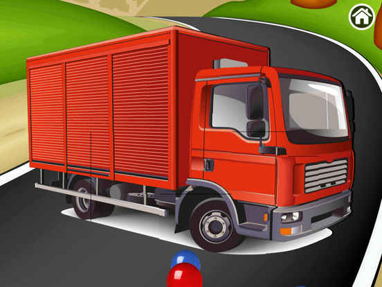 Trucks Puzzle (Premium) screenshot 8