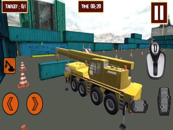 Cargo Crane Transport : 3D Simulation Game screenshot 5