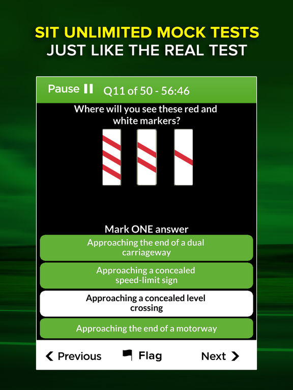 Theory Test for Car Drivers - Driving Test Success screenshot #1