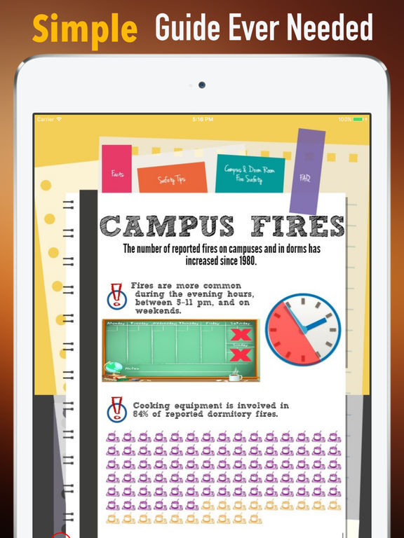Campus Safety:Campus Guide and Tips screenshot 7