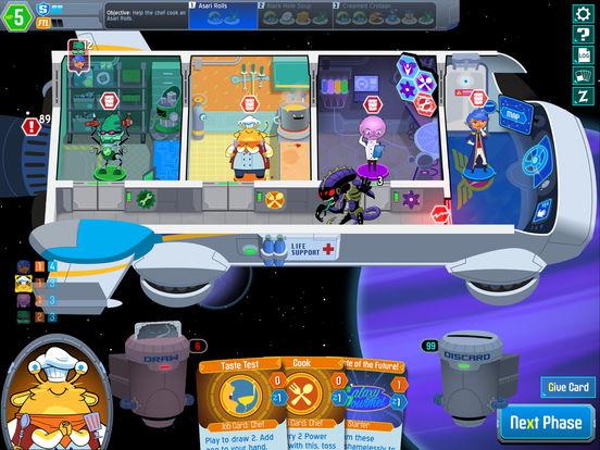 Space Food Truck screenshot 2