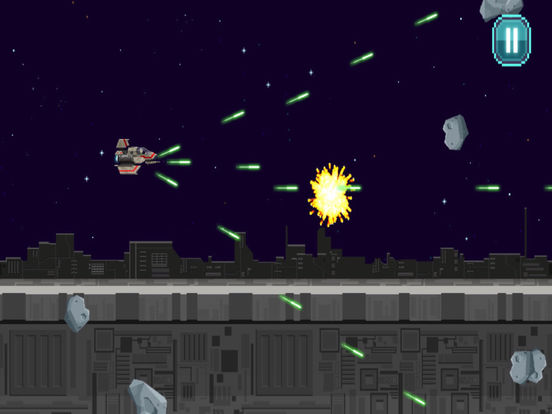 Action Star Fighter PRO - Full eXtreme Chaos Shooter Version screenshot 6