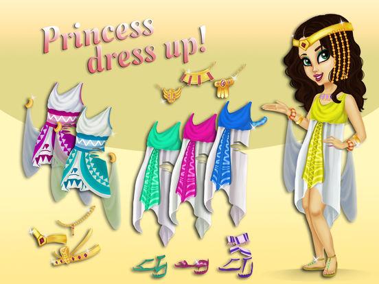 Sweet Egyptian Princess - No Ads screenshot 9