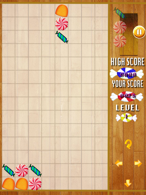 A Waterfall Blitz Candy - An Addictive Sweet Flavors screenshot 9