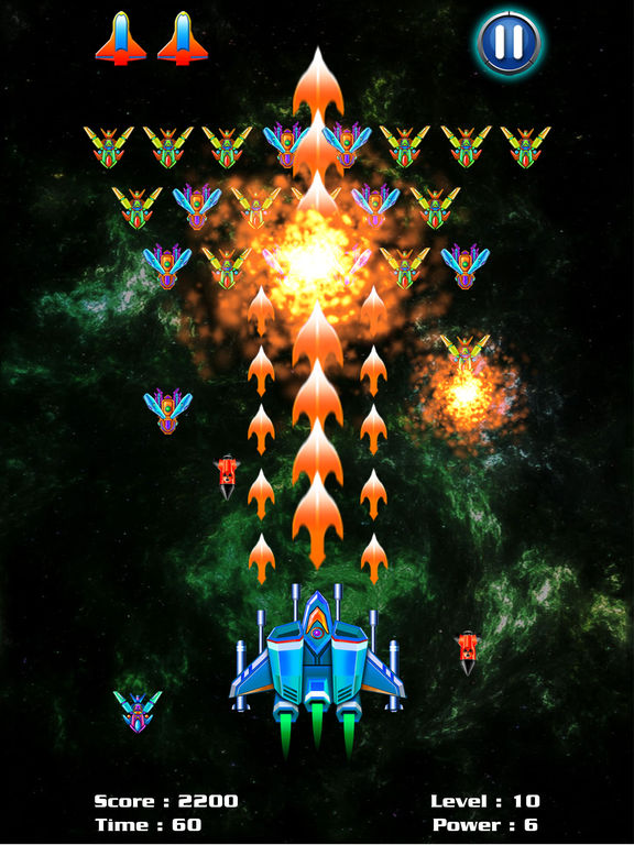 Galaxy Attack: Alien Shooter screenshot 8