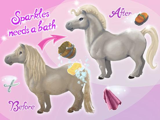 Spring Princess Faire - Rose and Friends screenshot 6
