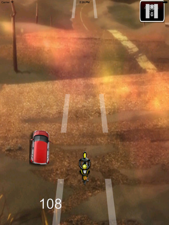 A Racetrack Fast Motorcycle X-Fighters Pro - Game Fast Motorcycle screenshot 10