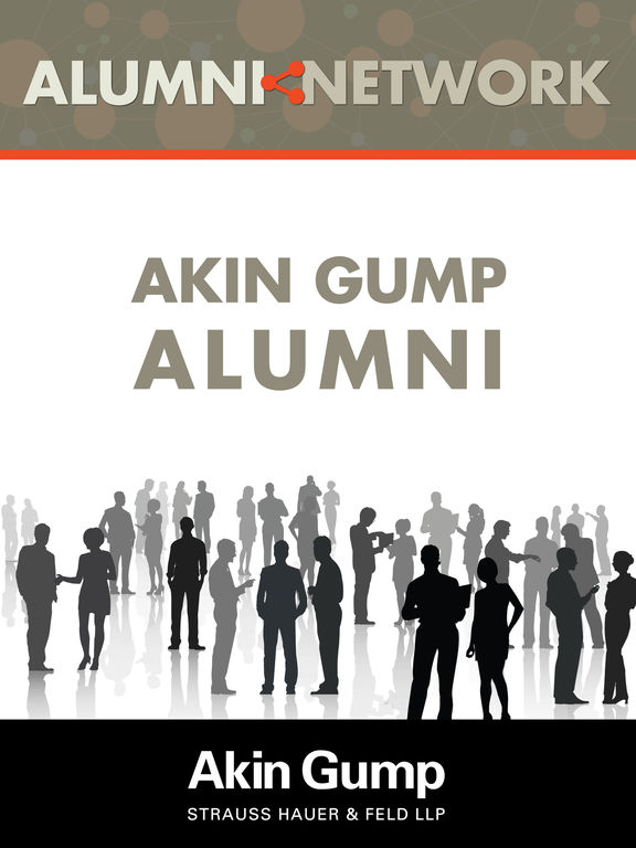 Akin Gump Alumni CLE screenshot 4