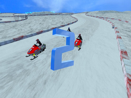 Real Snow Drifting Cart : Charistmas Special Ride screenshot 4