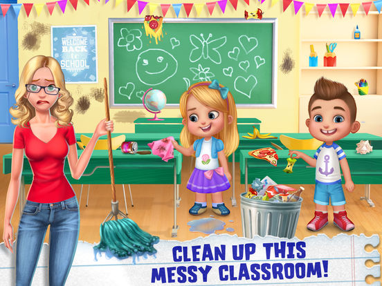 My Teacher - School Classroom Play & Learn screenshot 7