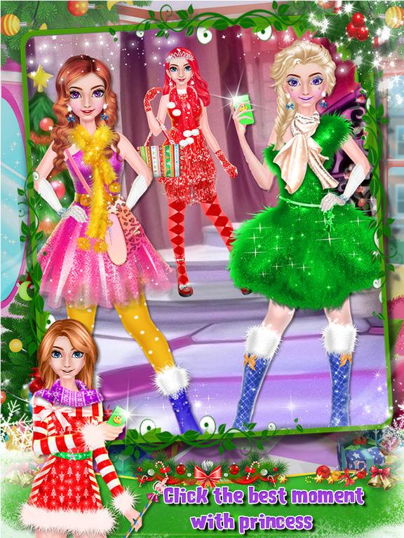 X'mas Princess Salon screenshot 10