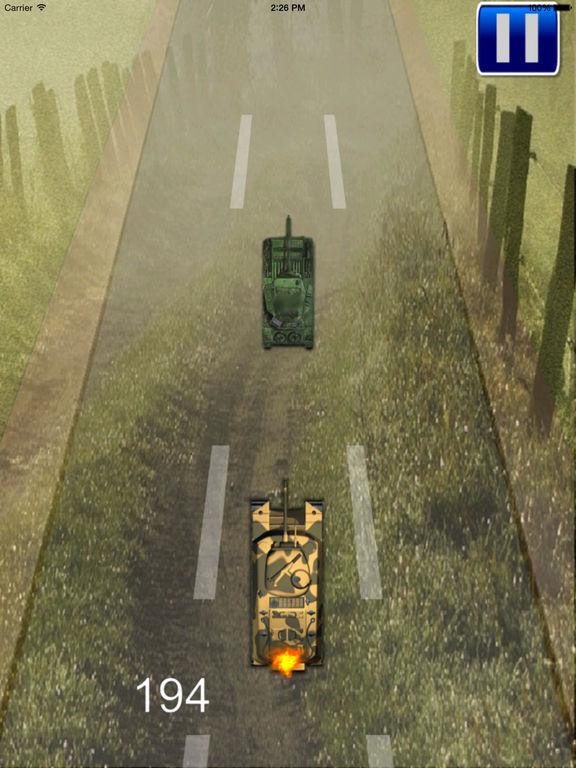 Crazed Speed Of Tanks - A Iron Tank Game screenshot 10