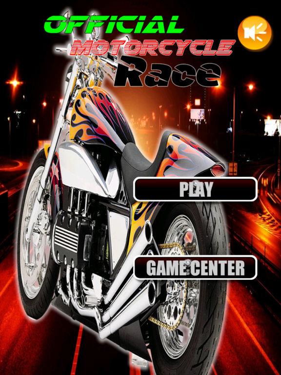 Official Motorcycle Race - Fun Tournament Game screenshot 6