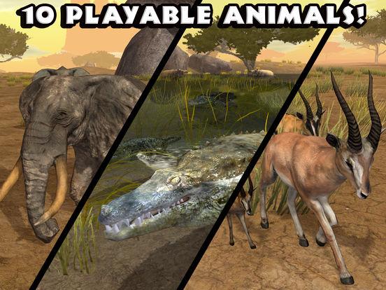 Ultimate Savanna Simulator screenshot 7