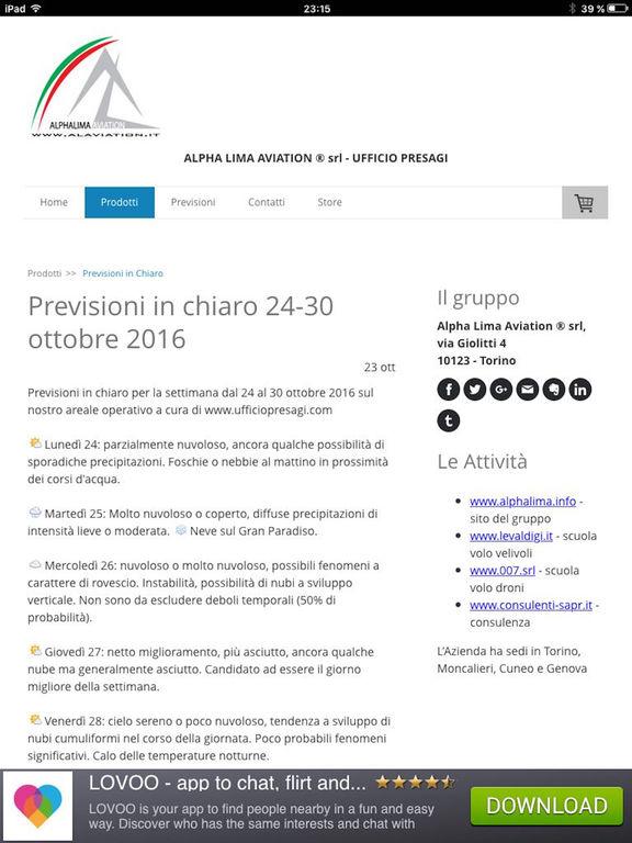 Ufficio Presagi screenshot 5