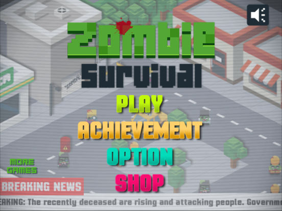 Zombie Survival [3D] screenshot 10