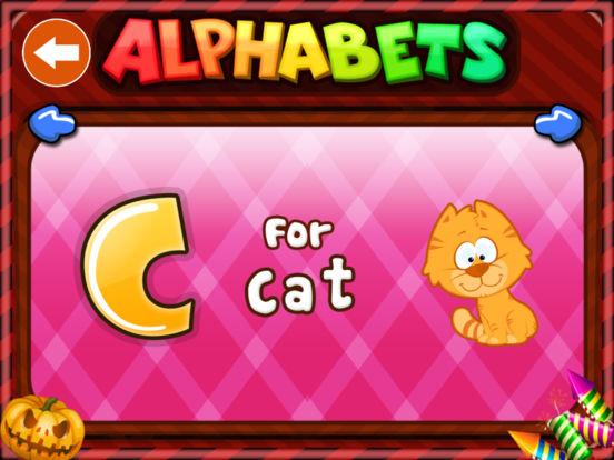 Alphabets Teacher - A to Z Pro screenshot 10