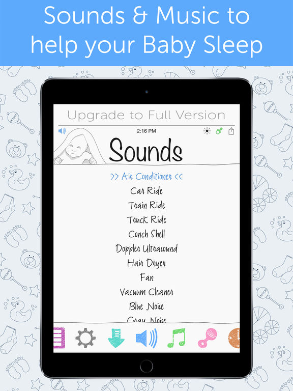 White Noise Baby Lite screenshot 6