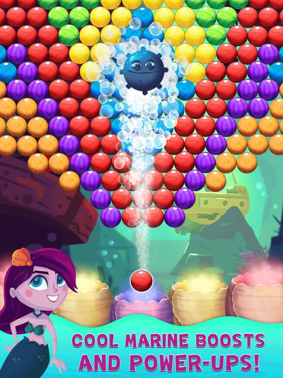 Bubble Mermaid screenshot 8