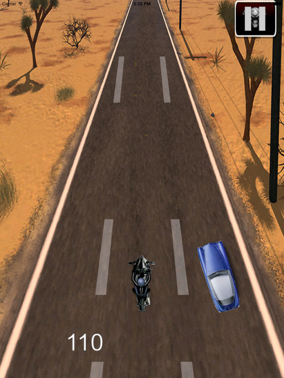A Motorcycle Speedway Burning - Speed Unlimited screenshot 9