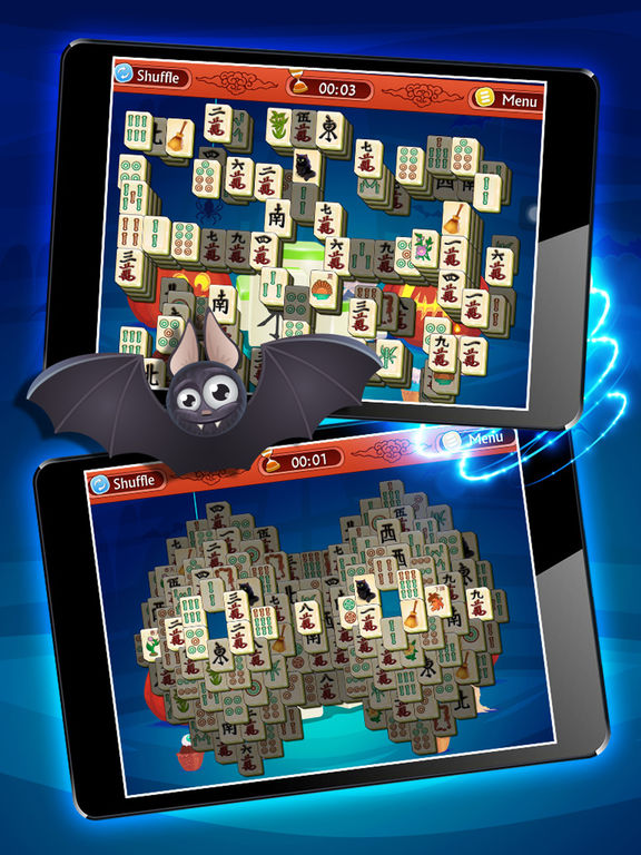 Magic Halloween Mahjong - Haunting Majong Game Pro screenshot 10
