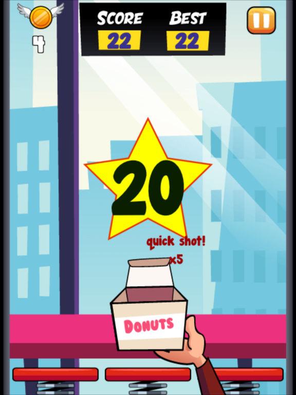 Donut Slam Dunk screenshot 8
