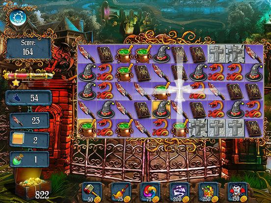 Magic Halloween Free screenshot 6