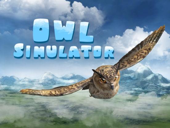 Forest Owl Simulator - Be a wild bird! screenshot 7
