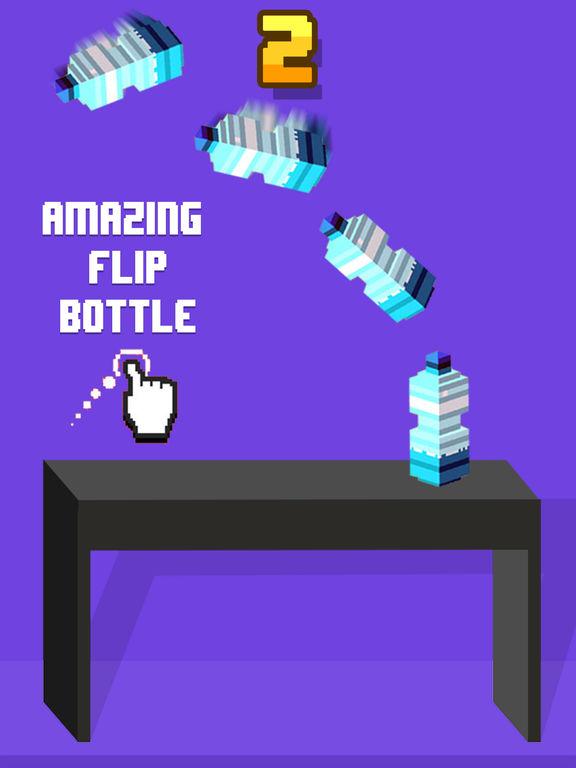 Water Bottle Flip Challenge - Flipping Pro 2k16 screenshot 4