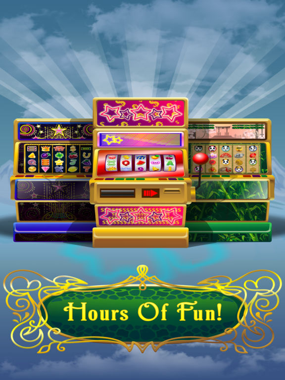 Dragon Olympus Slot Machine Pro Edition screenshot 9