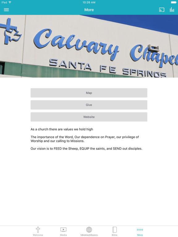 CCSFS screenshot 6