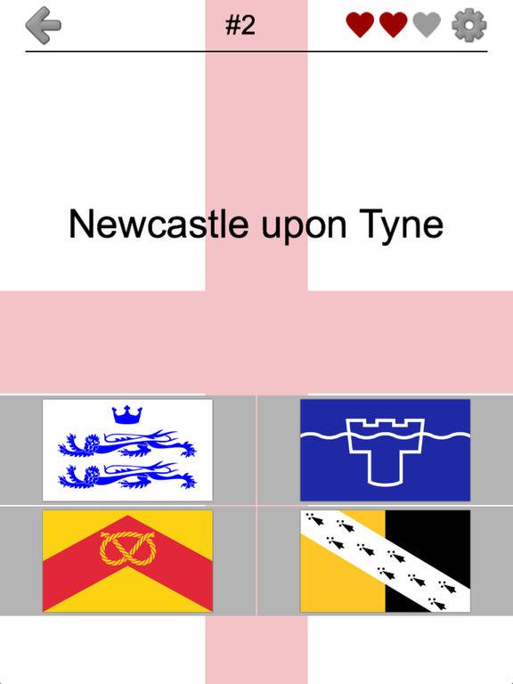 Counties of England Quiz screenshot 10