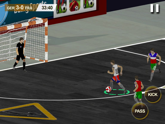 Indoor Football Arena Futsal 2k16 by BULKY SPORTS screenshot 5
