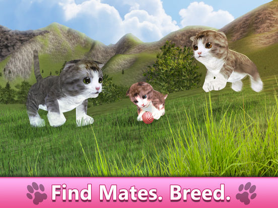 Farm Cat Simulator: Animal Quest 3D Full screenshot 5