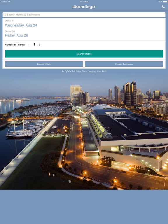i4sandiego - San Diego Hotels & Yellow Pages screenshot 6