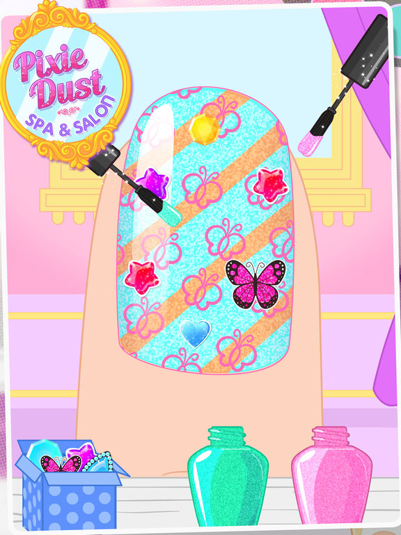 Makeup Salon Girls -Pixie Dust screenshot 7