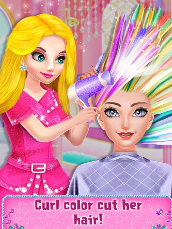Princess Fashion Doll Makeover screenshot 8