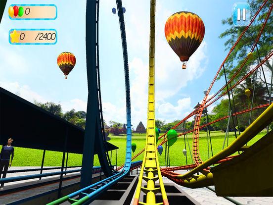 Vr Roller Coaster : Eid Special screenshot 6