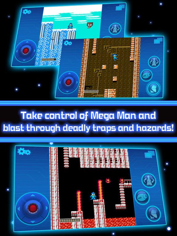 MEGA MAN MOBILE screenshot #2