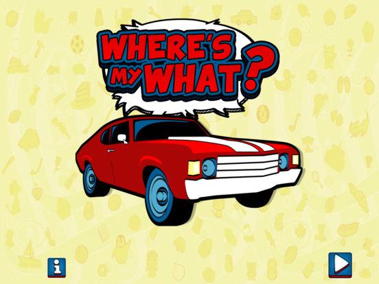 Where's My What? screenshot 6