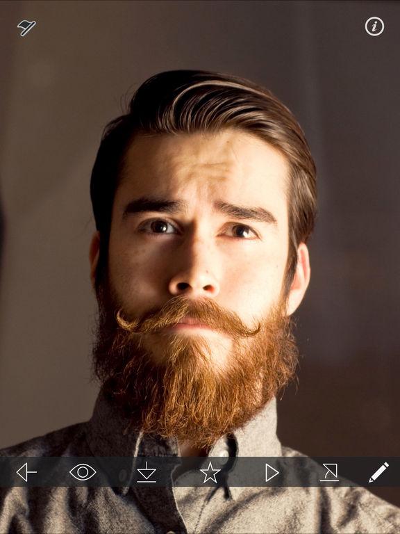 Beard Styles - Makeover Yourself This Noshavember screenshot 7